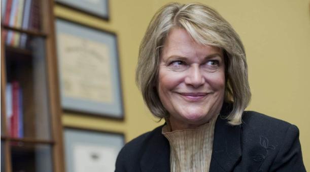 US Senator Cynthia Lummis, bitcoin, btc, regulation,